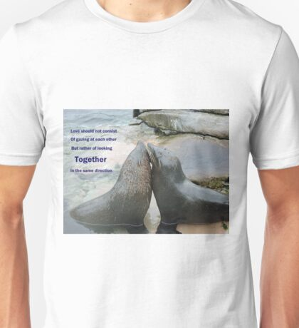 Seal Love: In the Same Direction T-Shirt