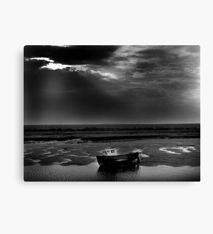 Burnham Overy Staithe, Norfolk, UK Canvas Print