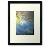 Choose Living Framed Print