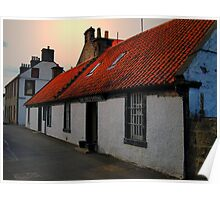 The Auld Hoose Bar In Kincardine Poster