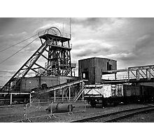 Mine Photographic Print