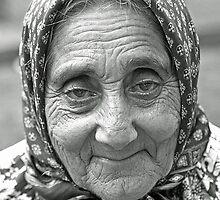 Lady of San Telmo, Argentina by bongo