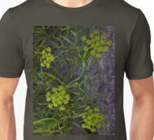 Rock Samphire, Inishmore, Aran Islands Unisex T-Shirt