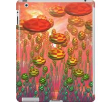 Fantasy alien garden iPad Case/Skin