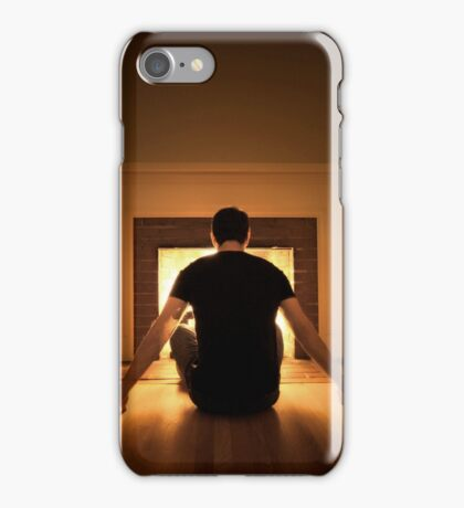 Captivated By Fire iPhone Case/Skin