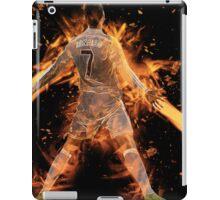 Ronaldo (Fire) iPad Case/Skin