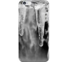 Ice Fangs 1 of 2 iPhone Case/Skin