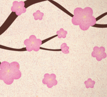 Cherry blossom Sticker