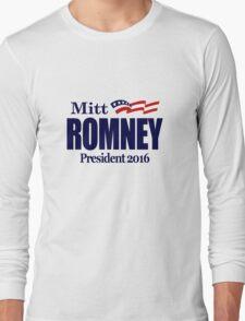 Mitt Romney 2016 Long Sleeve T-Shirt