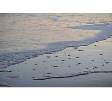 Sunrise on the Sand Photographic Print