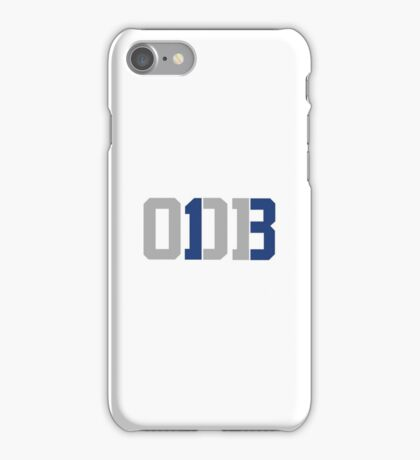 Odell Beckham Jr. | ODB 13 iPhone Case/Skin