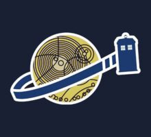 Tardis Space Company - Funnt Doctor Who Nerdy Addicted T-Shirt
