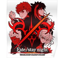 Unlimited Blade Works Poster