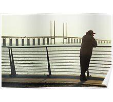 Oresund Bridge Poster