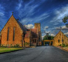 Anglican Church Dubbo by pedroski