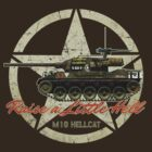 M18 Hellcat Raise Hell by OfficeGangsta