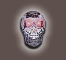 Glass Skull by DJ Florek