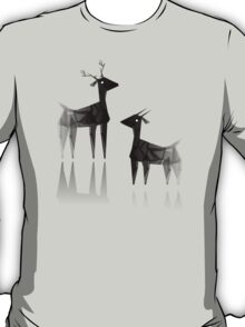Geometric animals 3 T-Shirt