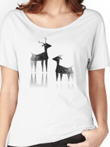 Geometric animals 3 Women's Relaxed Fit T-Shirt