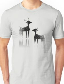 Geometric animals 3 Unisex T-Shirt