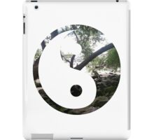 Yin and Yang iPad Case/Skin
