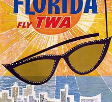 Florida, Sunglasses by Vintagee