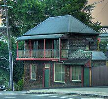 Milton Cottage by pedroski
