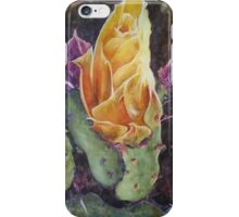 Flor de Cactus iPhone Case/Skin