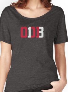 Odell Beckham Jr. | ODB 13 Women's Relaxed Fit T-Shirt