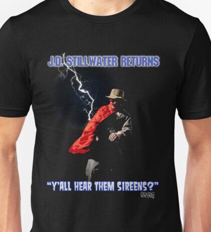 Y'all Hear Them Sireens? Unisex T-Shirt