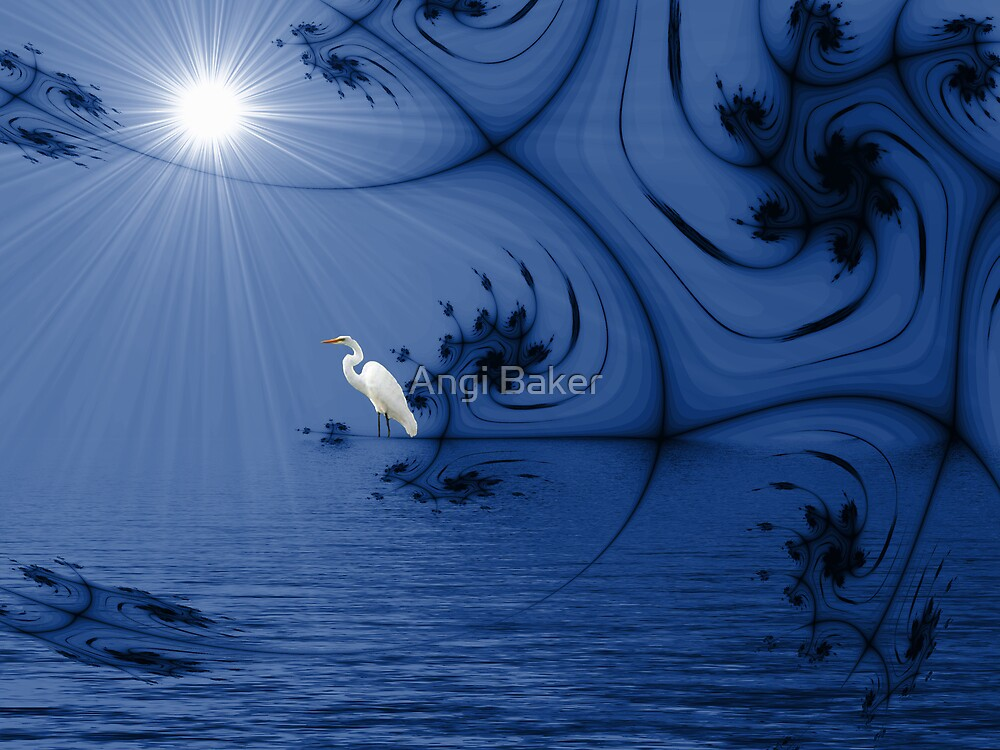 Mystical Moment by Angi Baker