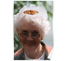 Darlin' Butterfly Poster