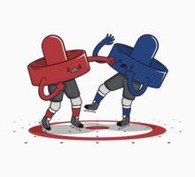 Air Hockey Brawl Kids Clothes
