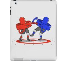 Air Hockey Brawl iPad Case/Skin