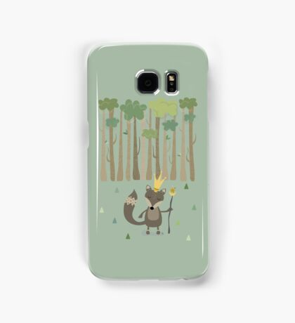 The King of the Wood Samsung Galaxy Case/Skin