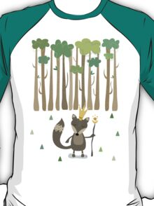The King of the Wood T-Shirt