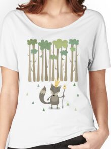 The King of the Wood Women's Relaxed Fit T-Shirt