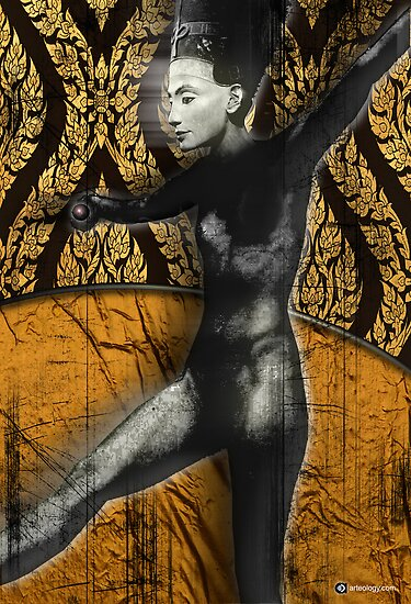 Nefetiti by arteology