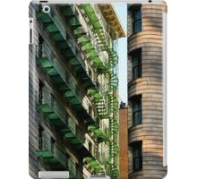 Escape - Boston iPad Case/Skin