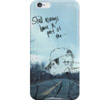 Neck Deep // A Part Of Me iPhone Case/Skin