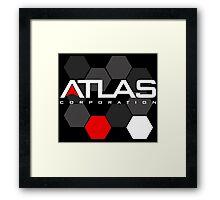 Atlas Corporation Framed Print