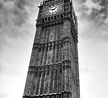 Big Bad Ben by Nicholas Richardson