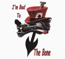 Bad To The Bone by Carla Jensen