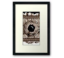 Premonition Framed Print