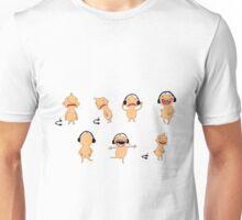 naked boogie Unisex T-Shirt