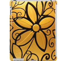 Goldenrod iPad Case/Skin