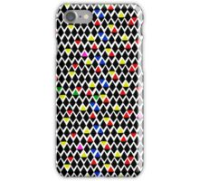 Colored Triangle iPhone Case/Skin