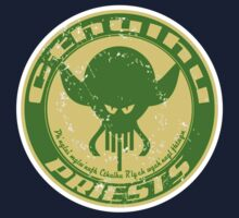 Cthulhu Priests Kids Clothes