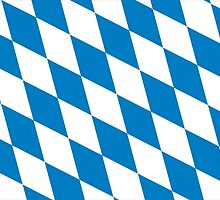 flag of bavaria by tony4urban
