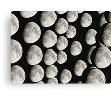 Moon Room Canvas Print